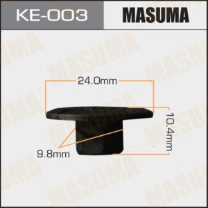 Клипса автомобильная MASUMA KE003