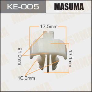 Клипса автомобильная MASUMA KE005