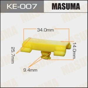 Клипса автомобильная MASUMA KE007