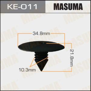 Клипса автомобильная MASUMA KE011