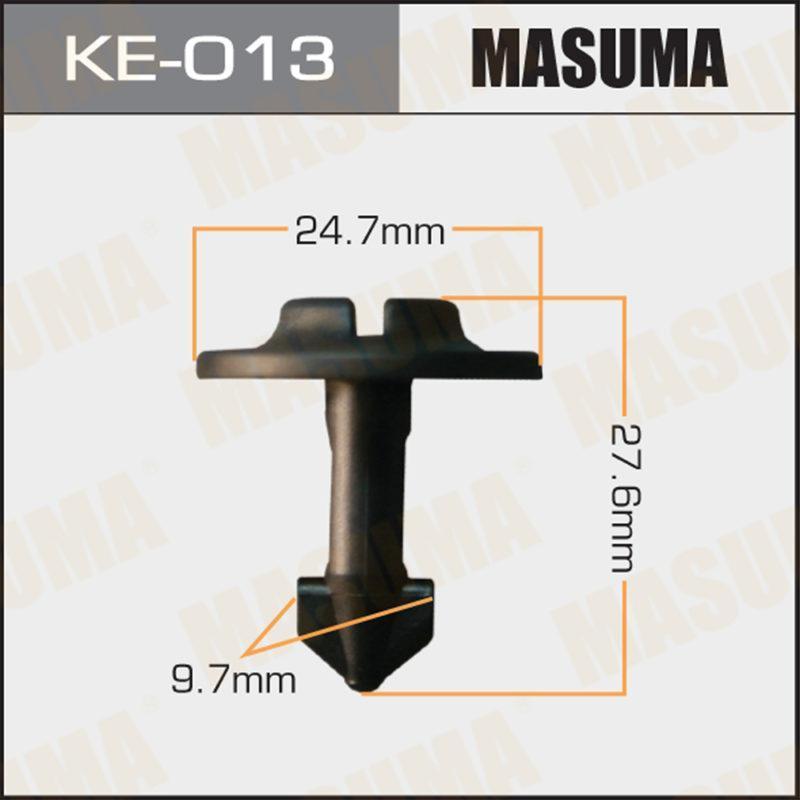Клипса автомобильная MASUMA KE013