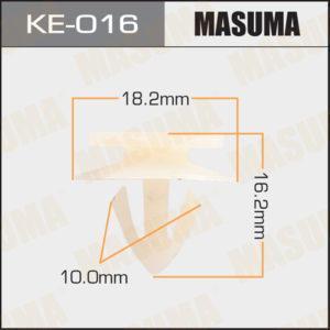 Клипса автомобильная MASUMA KE016