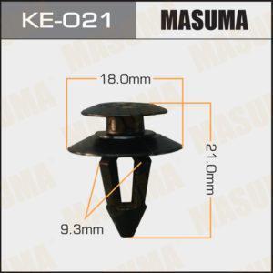 Клипса автомобильная MASUMA KE021