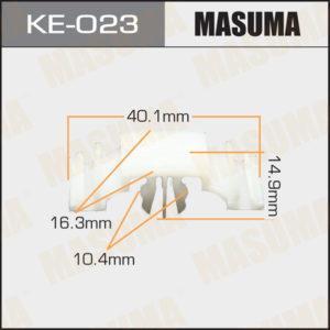Клипса автомобильная MASUMA KE023