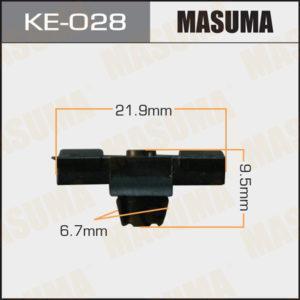 Клипса автомобильная MASUMA KE028