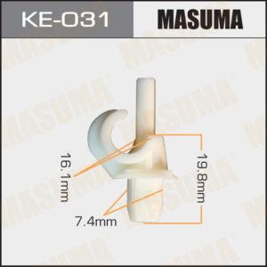 Клипса автомобильная MASUMA KE031