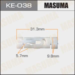 Клипса автомобильная MASUMA KE038