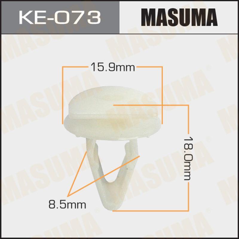 Клипса автомобильная MASUMA KE073