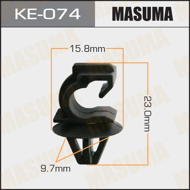 Клипса автомобильная MASUMA KE074