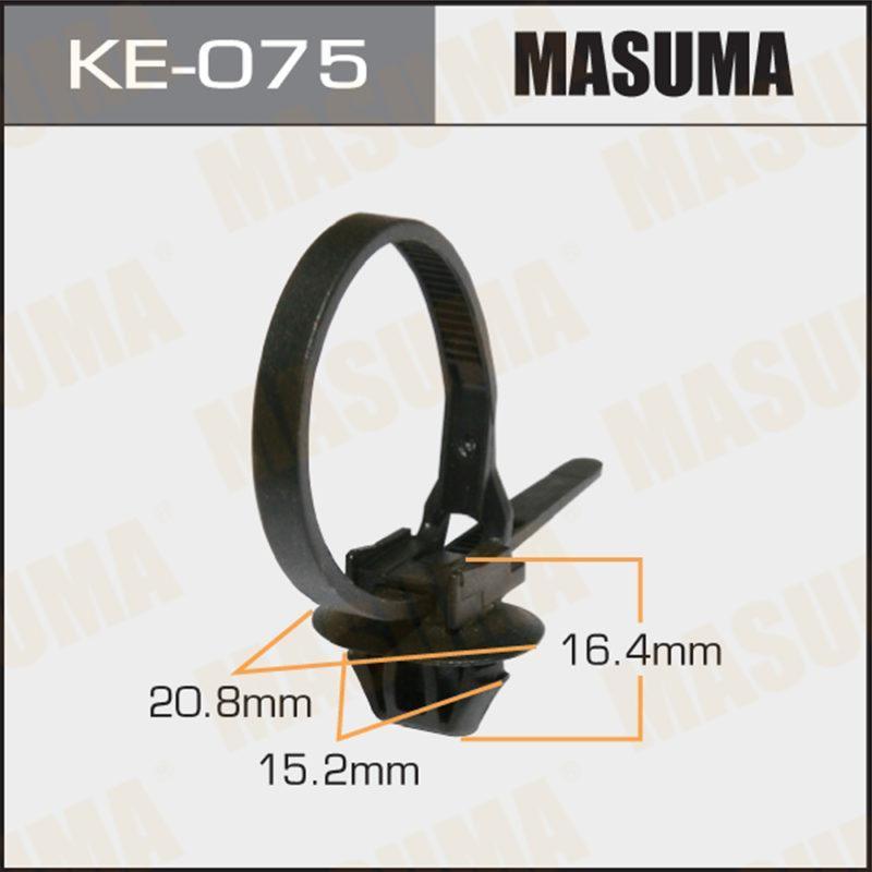 Клипса автомобильная MASUMA KE075