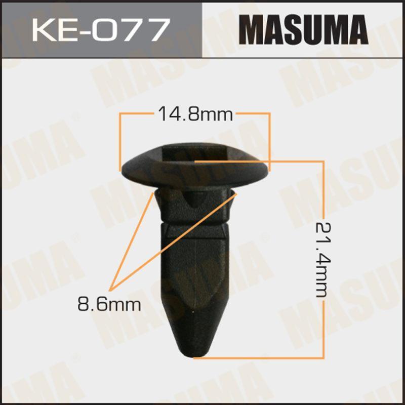 Клипса автомобильная MASUMA KE077