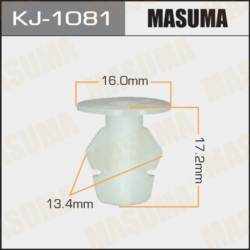 Клипса автомобильная MASUMA KJ1081