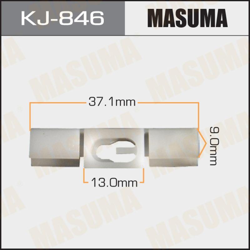 Клипса автомобильная MASUMA KJ846