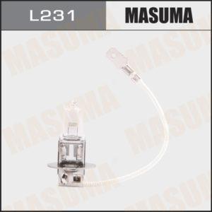 Галогеновая лампа MASUMA L231