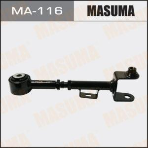 Рычаг (тяга) MASUMA  РЕГУЛИРУЕМЫЙ!!!  rear  CR-V/ RE3, RE4   (1/20) - (MA116)