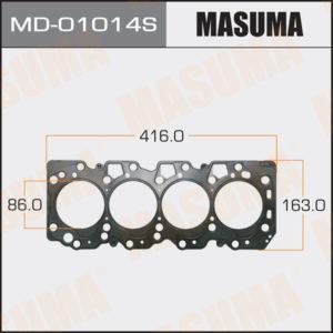 Прокладка Головки блока MASUMA MD01014S