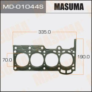 Прокладка Головки блока MASUMA MD01044S