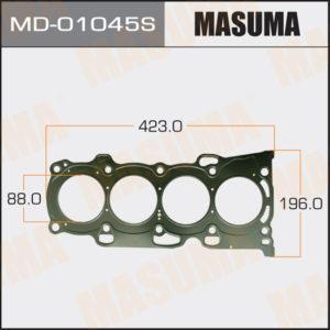 Прокладка Головки блока MASUMA MD01045S