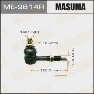 Наконечник MASUMA ME9814R
