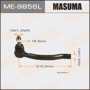 Наконечник рулевой тяги MASUMA TEANA / L33J   LH - (ME9856L)