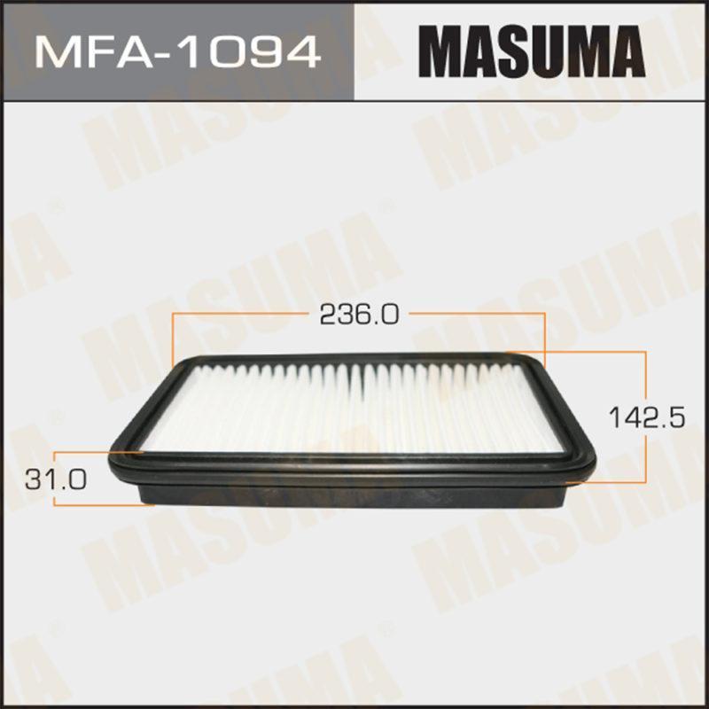 Воздушный фильтр A-971 MASUMA (1/40) - (MFA1094)