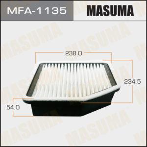 Воздушный фильтр A-1012 MASUMA (1/40) - (MFA1135)