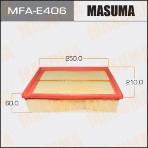Воздушный фильтр MASUMA MFAE406