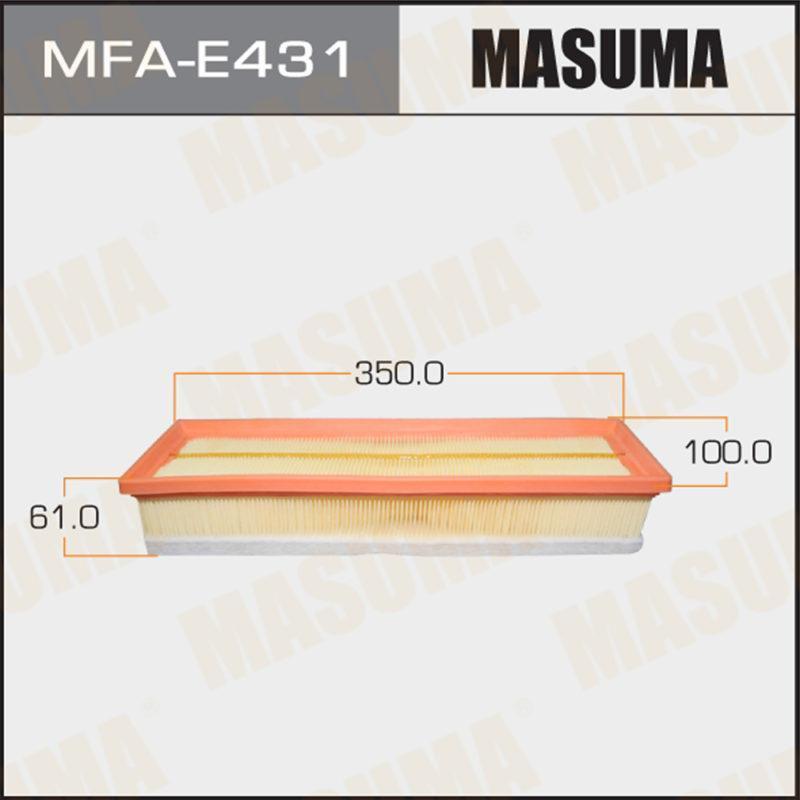 Воздушный фильтр MASUMA MFAE431