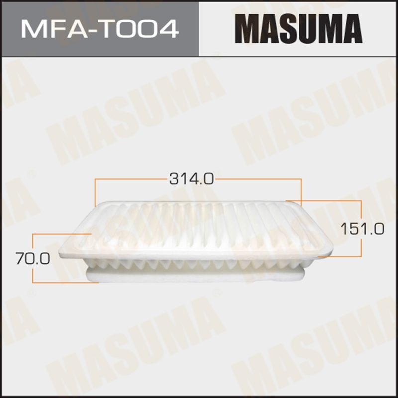 Воздушный фильтр MASUMA MFAT004