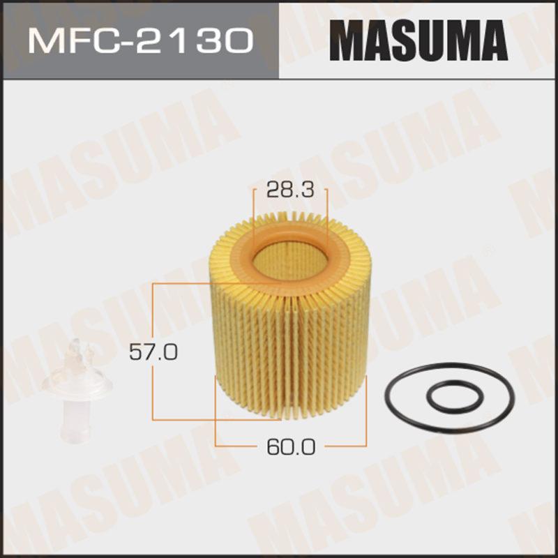 Масляный фильтр MASUMA MFC2130