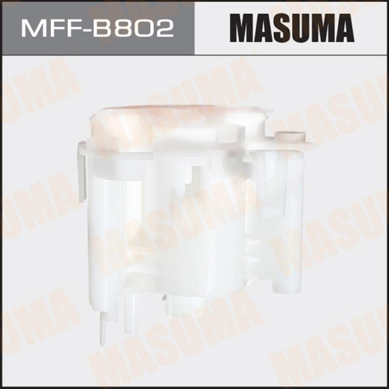 Топливный фильтр MASUMA MFFB802