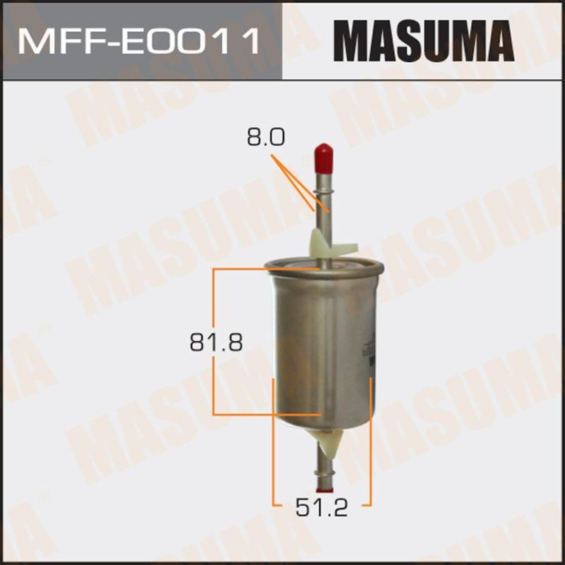 Топливный фильтр MASUMA MFFE0011