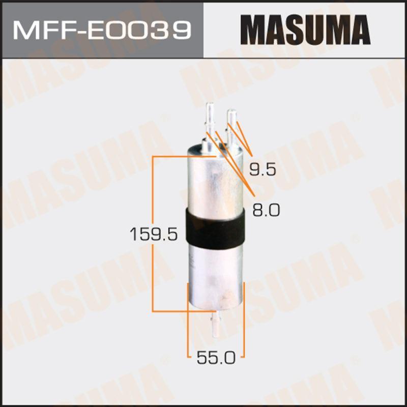 Топливный фильтр MASUMA MFFE0039