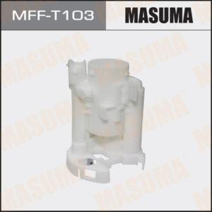 Топливный фильтр FS6300 MASUMA в бак Vitz, NCP15, JN-6300 - (MFFT103)