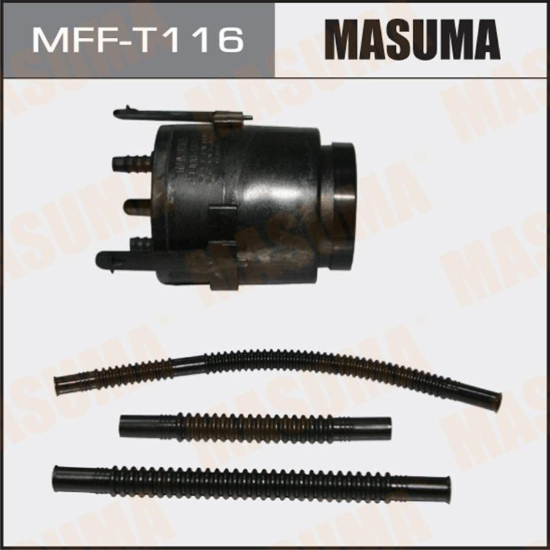 Топливный фильтр MASUMA MFFT116