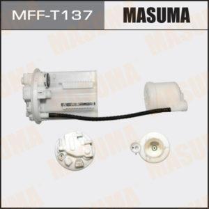 Топливный фильтр MASUMA в бак COROLLA/ ZZE150, ZRE151  2008-  Отверстие под насос прямо - (MFFT137)