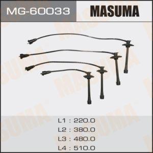 Провода высоковольтные MASUMA MG60033