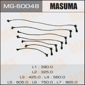 Провода высоковольтные MASUMA MG60048