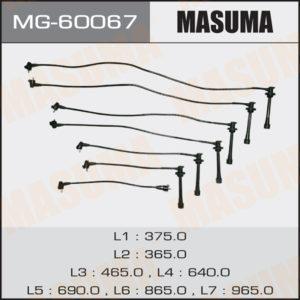 Провода высоковольтные MASUMA MG60067