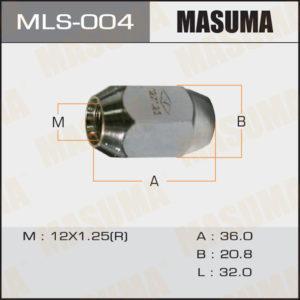 Гайка MASUMA MLS004