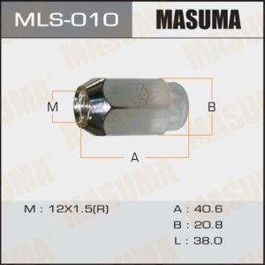 Гайка MASUMA MLS010