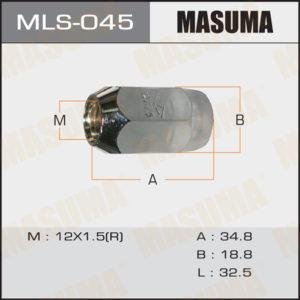 Гайка MASUMA MLS045