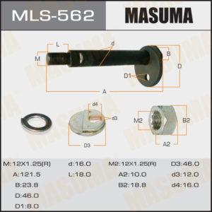 Болт эксцентрик MASUMA MLS562