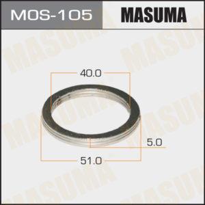 Кольцо глушителя MASUMA 40 х 51 - (MOS105)