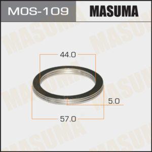 Кольцо глушителя MASUMA MOS109