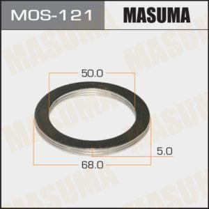 Кольцо глушителя MASUMA MOS121