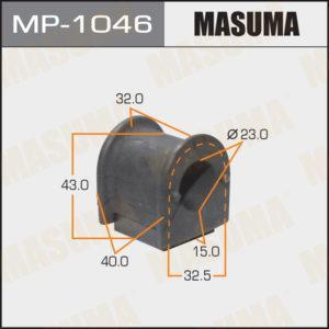 Втулка стабилизатора MASUMA MP1046