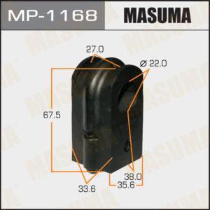 Втулка стабилизатора MASUMA  /front/ TEANA/ J31 - (MP1168)