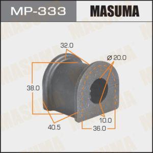 Втулка стабилизатора MASUMA  /front/ Mark2, Chaser, Cresta LX80, SX80 - (MP333)