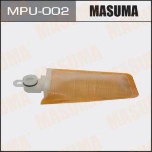 Фильтр бензонасоса MASUMA MPU002